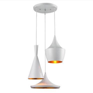 instrumento nordic hanglamp restaurante cozinha sala de