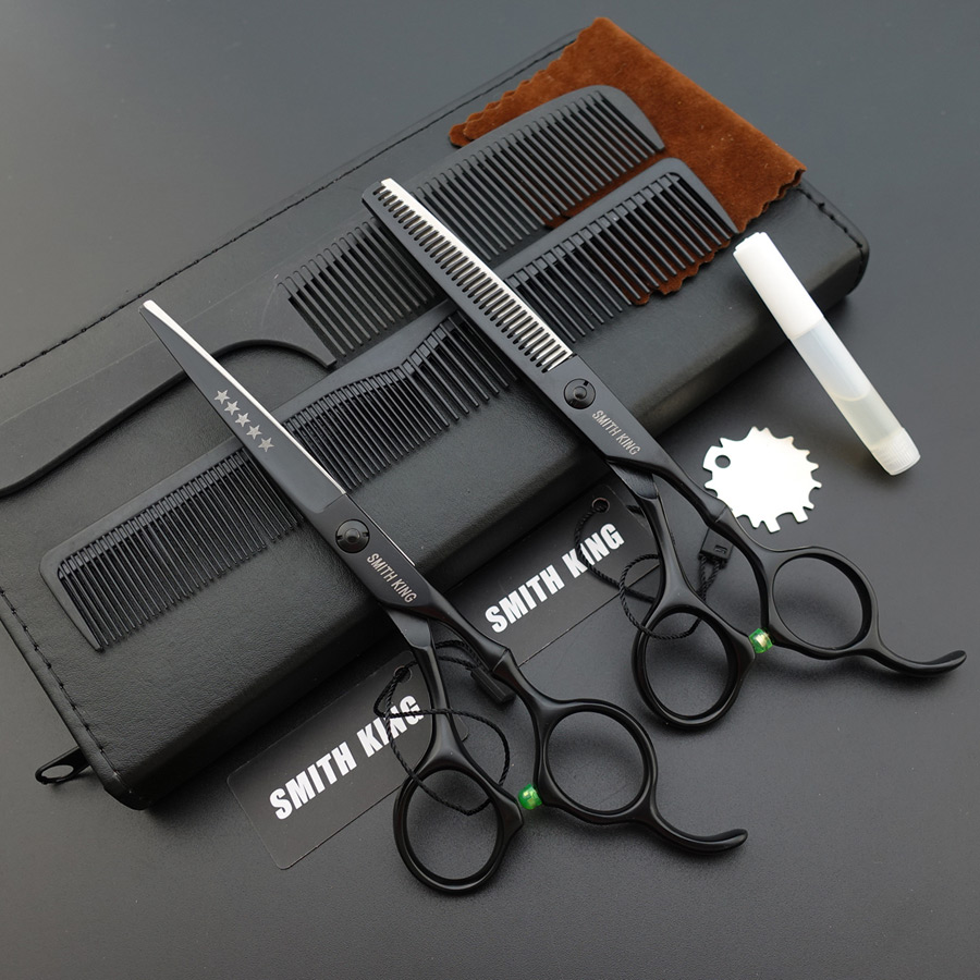 Hair Care & Styling Amicable Professional Hair Dressing Scissors Set,6 Inch Cutting Scissors&thinning Scissor/shears,barbers Professional Scissors