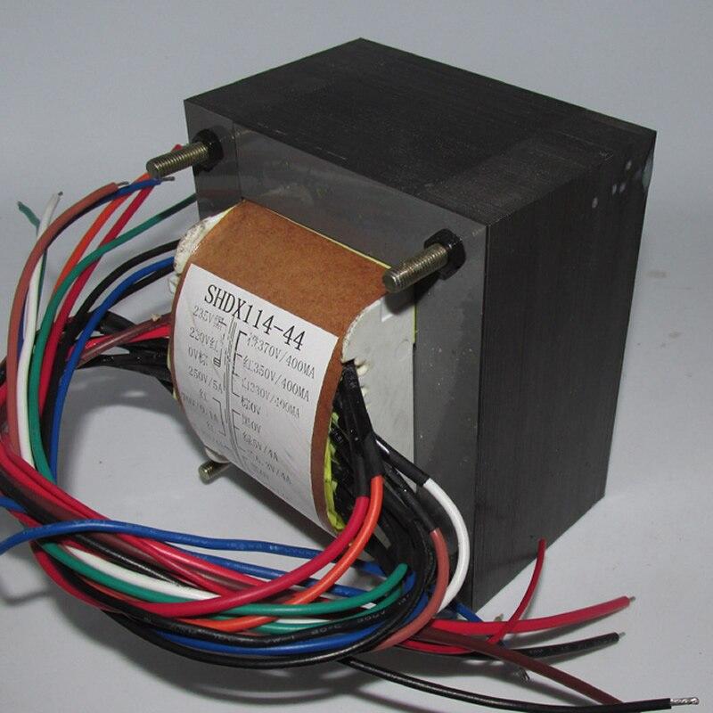 300B/EL34/KT88 400 W eisen kern wicklung push pull/single ended verstärker power transformator modell SHDX114 44,-in Transformatoren aus Heimwerkerbedarf bei AliExpress - 11.11_Doppel-11Tag der Singles 1