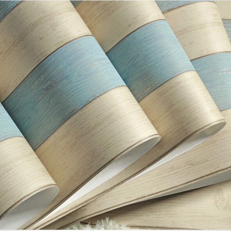 beibehang Striped papel de parede 3d Wallpaper roll Papel De Parede Photo For Wall paper Mural Decorative 3D Living room Bedroom 3d papel de parede artificial bamboo wallpaper mural rolls for background 3d photo wall paper roll for living room cafe