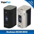 Original WISMEC Reuleaux RX300 TC Mod 300W wismec rx300 Box Mod VW/TC Modes Electronic Cigarette Mod vs RX2/3 Mod