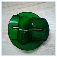 NCR Customized Green ATM Bezel Green Round Part Green Apple ATM Bezel Anti Skimmer ATM Part