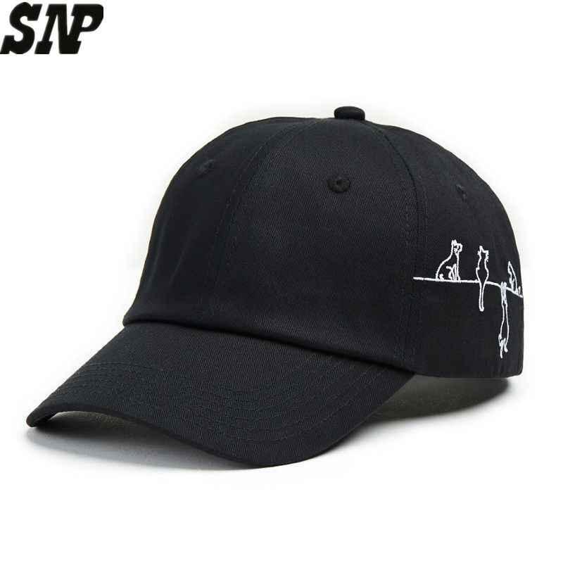 238ede3abe1 SNP Baseball Cap Men Dad Hat Women Sport Casual Hat Female Summer Snapback  Caps Unisex Adjustable