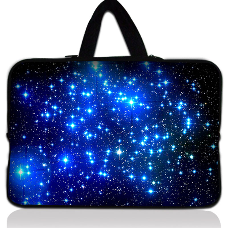Borsa per notebook Galaxy blu Custodia per notebook in neoprene con - Accessori per notebook