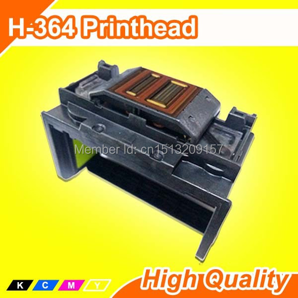 Free Shipping 100% High Quality For Hp 364 Printhead (4 Color)