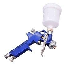Инструмент для краски автомобиля HVLP H-2000 пистолет-распылитель 1,0 мм распылитель для краски аэрограф Профессиональный пистолет-распылитель инструмент для ремонта кузова автомобиля