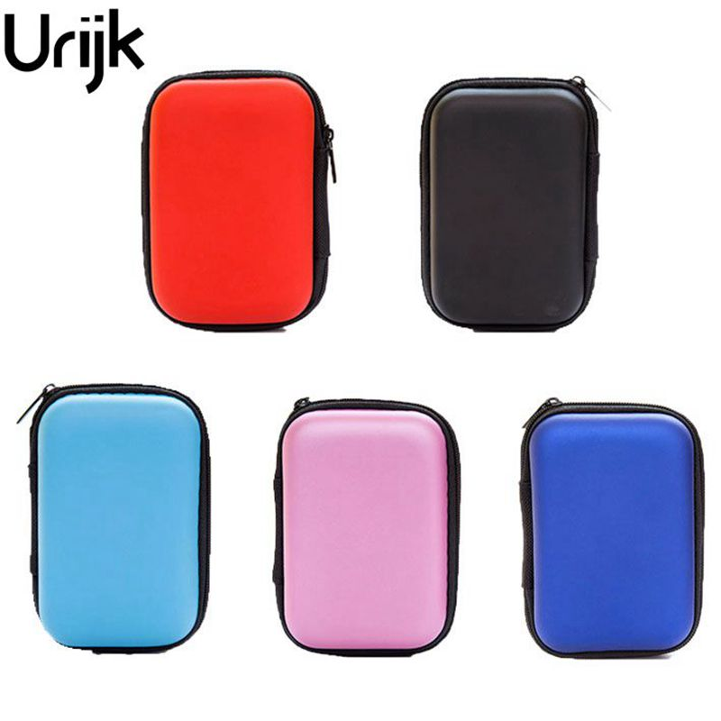 Urijk Storage Bag Case For Earphone EVA Headphone Case Container - Home Storage and Organization - Photo 5