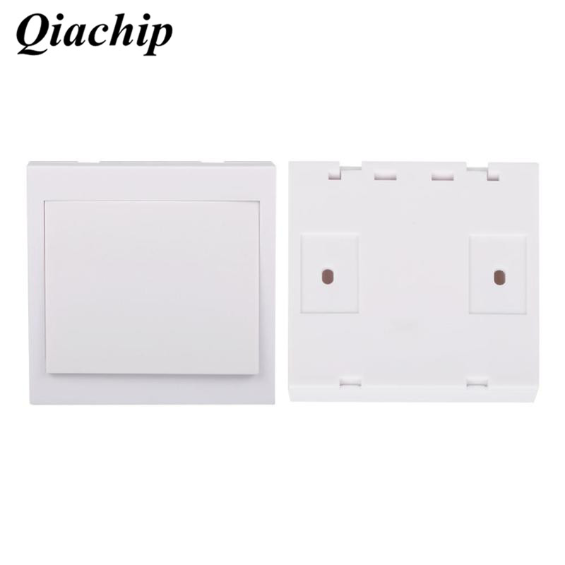 433MHz 12V 1CH Universal Wireless Wall Remote Control Switch Buttons Remote Smart Home Transmitter Living Panel RF Light LED E light one channel control switch for smart home ceiling led bulb remote control wireless wall light switch