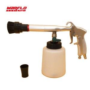 Image 2 - Marflo Leather Cleaner Tornado Gun Bearing Tornador myjnia samochodowa narzędzia wysokiej jakości czyszczenie dywanów oprzyrządowanie