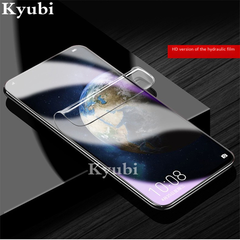 Ultra Thin Full Hydrogel Protective Film For Samsung Galaxy S6 S7 Edge S8 S9 S10 Plus Film For Samsung S10 Lite Screen Protector
