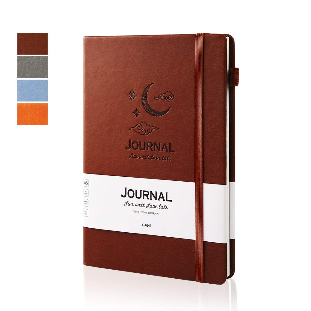 photo relating to Day Planners called US $14.27 32% OFFA5 PU Leather-based 2019 2020 Every month Weekly Planner Calendar Appointment E-book 13 Weeks Day-to-day Dated Program Working day Planners 5.7