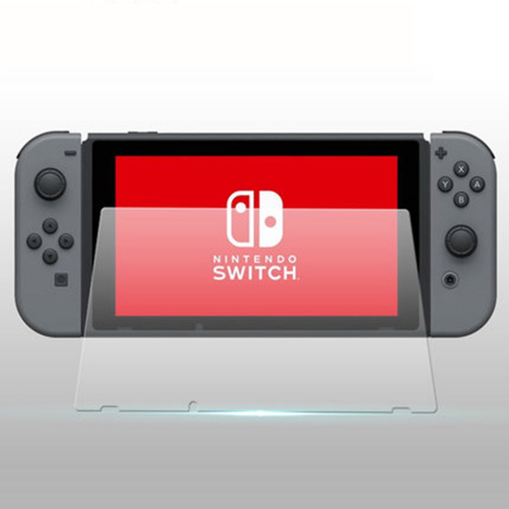 2019 hot 9H Hardness Ultra-Thin Tempered Glass Film Screen Protector For Nintendo Switch