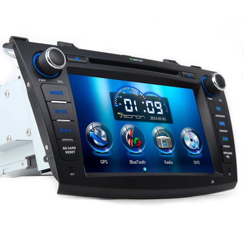 8 digital touch screen special car dvd for mazda 3 2010 2011 2012