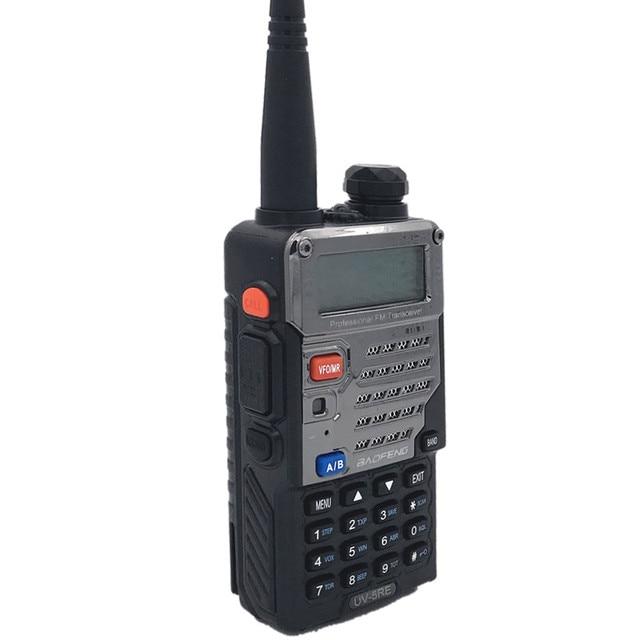 1/2/3/4 BAOFENG UV-5RE Walkie Talkie Update UV-5R Handheld Ham CB Radio Station Amateur UHF VHF HF Transceiver Woki Toki Scanner 3