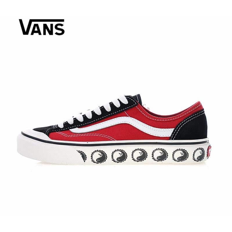 7e613d746a Original New Arrival Vans Men s   Women s Classic Style 36 Decon SF Low-top  Skateboarding