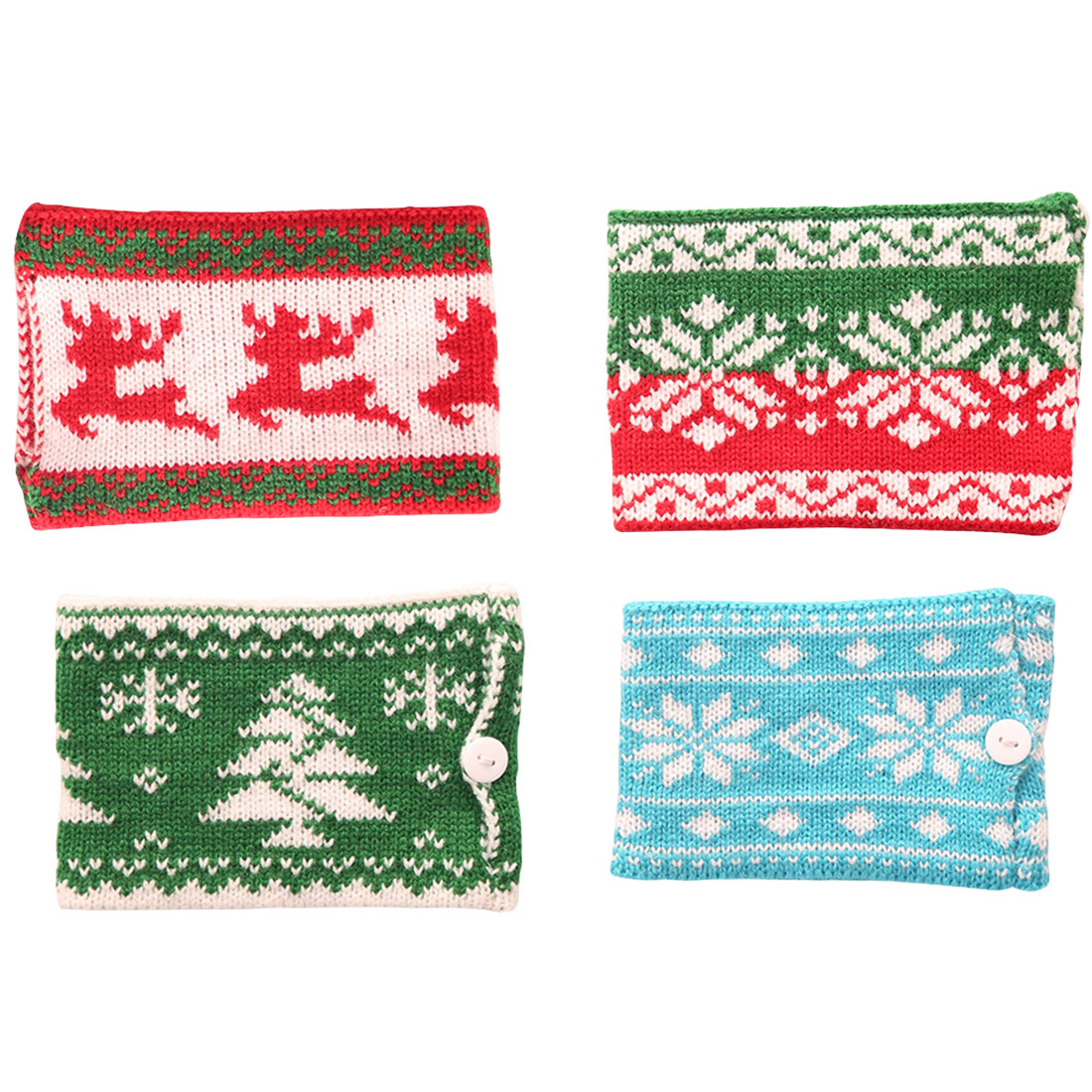 Aliexpress.com : Buy Christmas Knitted Woolen Cup Set