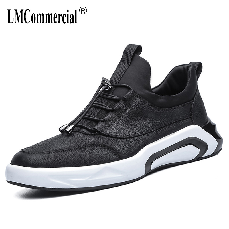 spring autumn summer men's shoes sneakers men breathable casual shoes outdoor youth all-match cowhide Genuine Leather Leisure кухонная вытяжка korting khp 6313 n