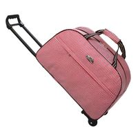 Wheel Luggage Trolley Bag Women Travel Bags Hand Trolley Unisex Bag Large Capacity Travel Bags Suitcase With Wheels
