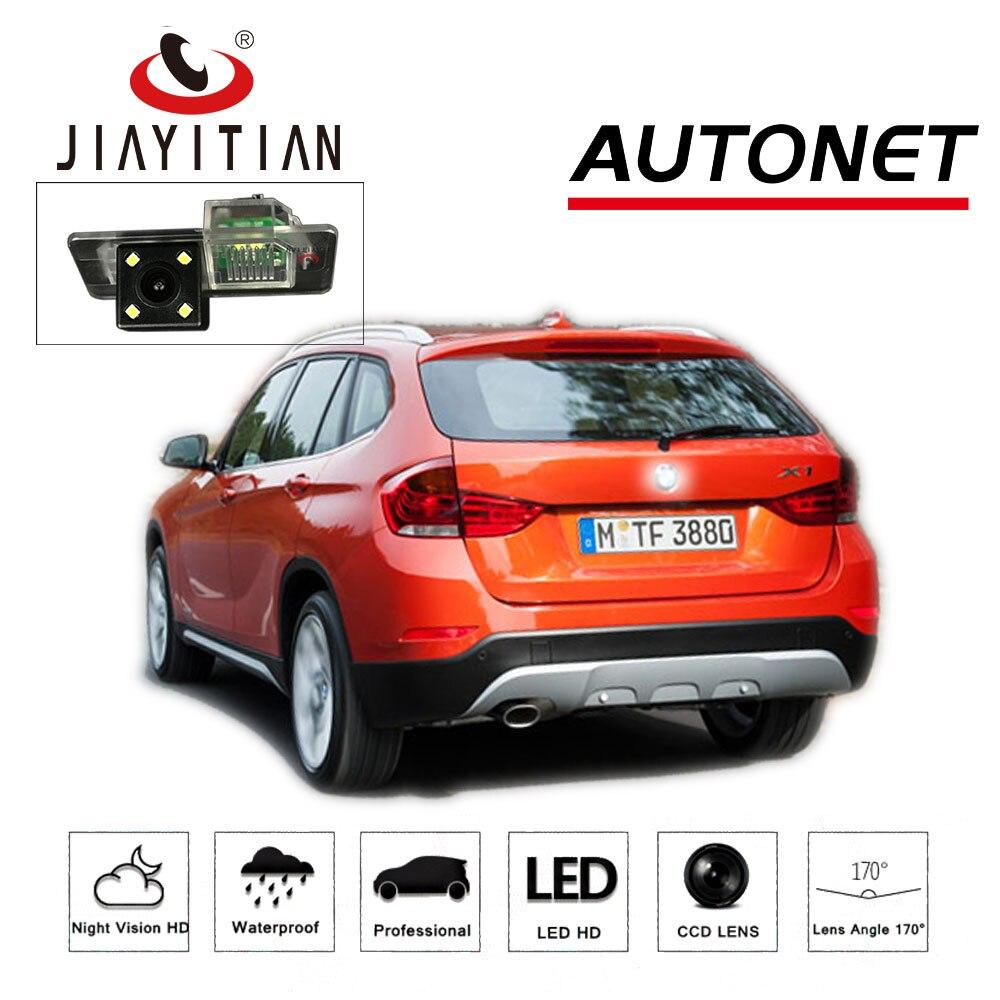 JIAYITIAN Rear Camera For BMW X1 E84 2009 2011 2012 2013 2015/CCD/Night Vision/Reverse Camera/backup Camera License Plate Camera