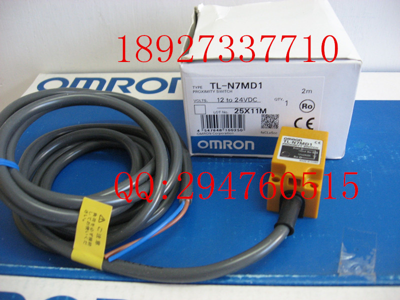 [ZOB] 100% new original OMRON Omron proximity switch TL-N7MD1 2M [zob] 100% brand new original authentic omron omron proximity switch e2e x2mf1 z 2m