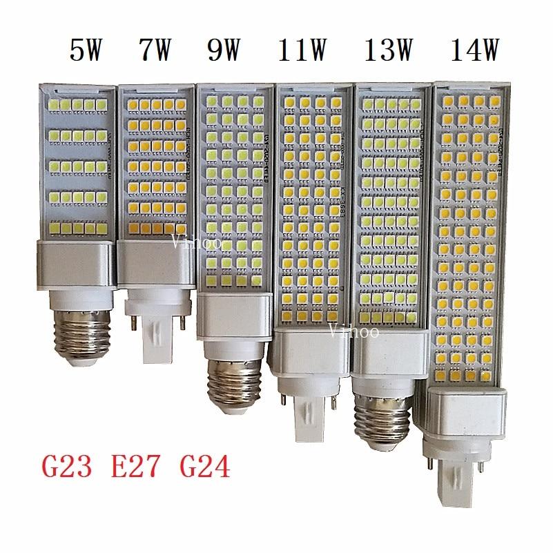 E27 12W 500LM 60LEDs Three-Color Dimming Corn Light Bulb SMD 2835 Lights Bulbs