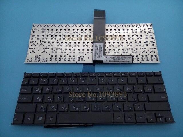 Original Russian keyboard for ASUS F200 F200CA F200LA F200MA X200CA X200LA X200M X200MA R202CA R202LA RU Russian keyboard Black
