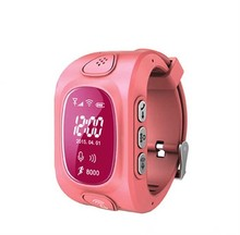 Hot! wifi Kids GPS watch,smart gps wrist Watch for Kids Children Waterproof Smart Watch with SOS GSM phone Android&IOS Anti Lost