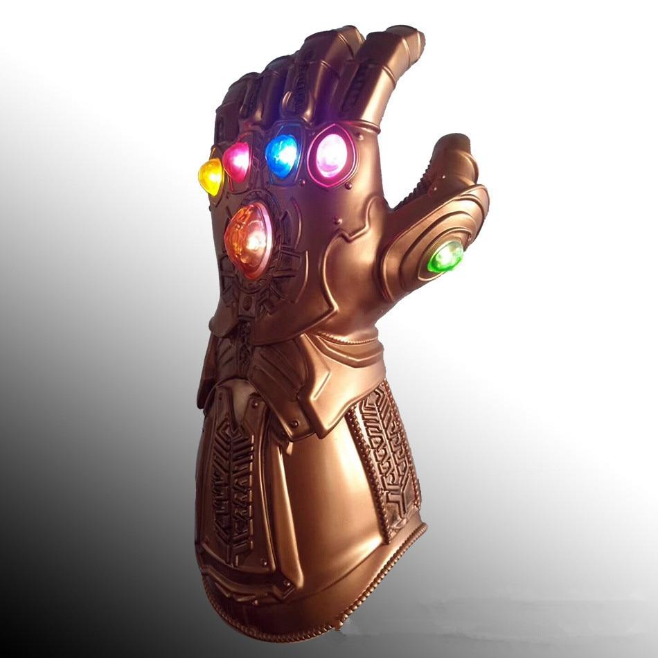 Avengers 3 Infinity Krieg Thanos Black Panther Gauntlet Maske Cosplay Spielzeug