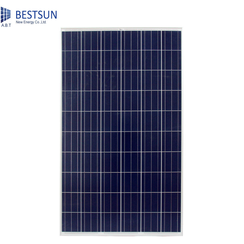 Bs 250w Pv Solar Modules Poly Solar Panel With Full