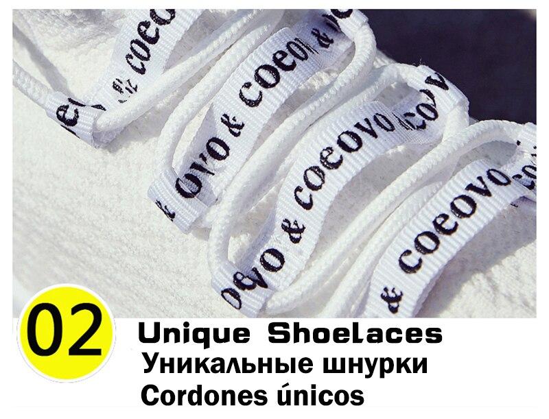 Superior Respirável Sapatos Moda Tubarão Casal Logotipo