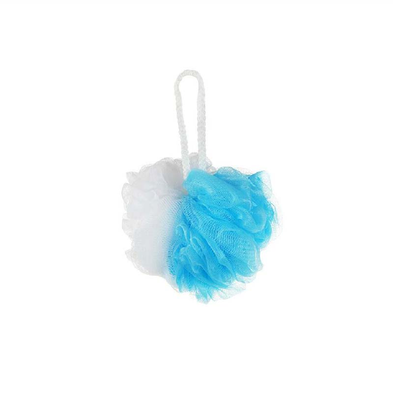 BF040 Bath ball bathsite bath tubs Cool ball bath towel scrubber Body cleaning Mesh Shower wash Sponge product 13cm