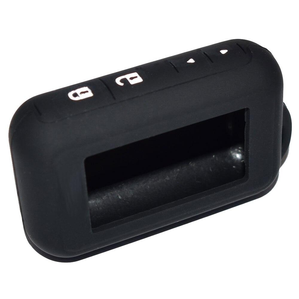 5 Color Starlionr E60 Silicone Case for Starline Two Way Car Alarm E63 E60 E93 E95