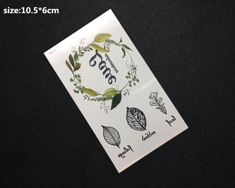 Aliexpress buy 5pclot waterproof temporary tattoo womensexy aliexpress buy 5pclot waterproof temporary tattoo womensexy black feathersdreamcatchercute fawn butterfly design body paint tattoos sticker from colourmoves