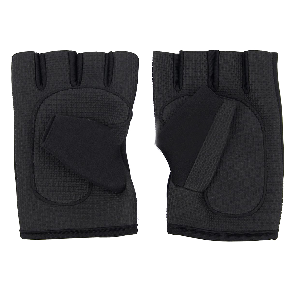 Half Finger Motorcycle Bike Bicycle Riding Cycling Sports Gloves GEL Pad