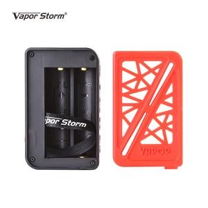 Image 5 - Vapor Storm Subverter 200W Box Mod Vape Electronic Cigarette TC TCR TFR 0.96 Inch Screen Plastic Cover Without 18650 Battery