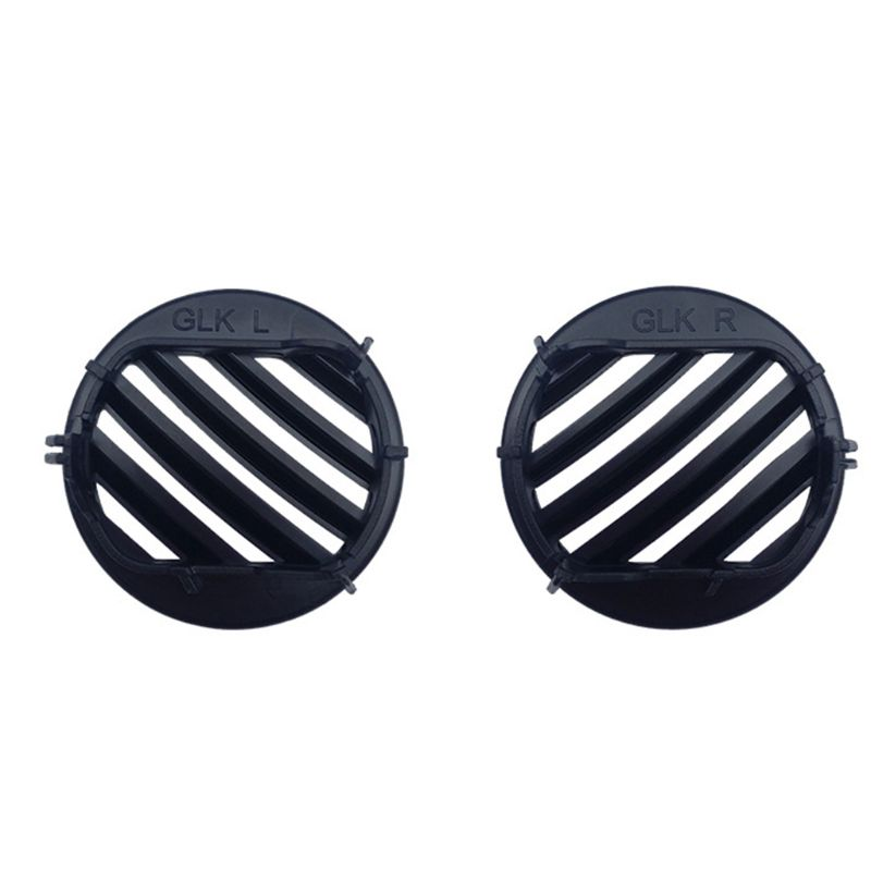 Car Instrument Panel Air Conditioning Small Air Outlet Round Grille Air Outlet for Mercedes X204 GLK Level GLK300 Auto Parts