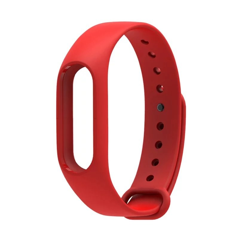 IN STOCK Xiaomi Mi Band 2 Colorful Silicone Strap For Xiaomi miband 2 Bracelet Replace Smart Wrist Strap Mi Band Accessories 10