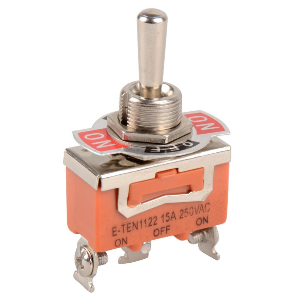 1 Pieces Mini 3-Pin ON-OFF-ON 3 file Toggle Switch 15A 250V AC Orange VE146 P0.4 брюки care of you care of you ca084ewpnx00