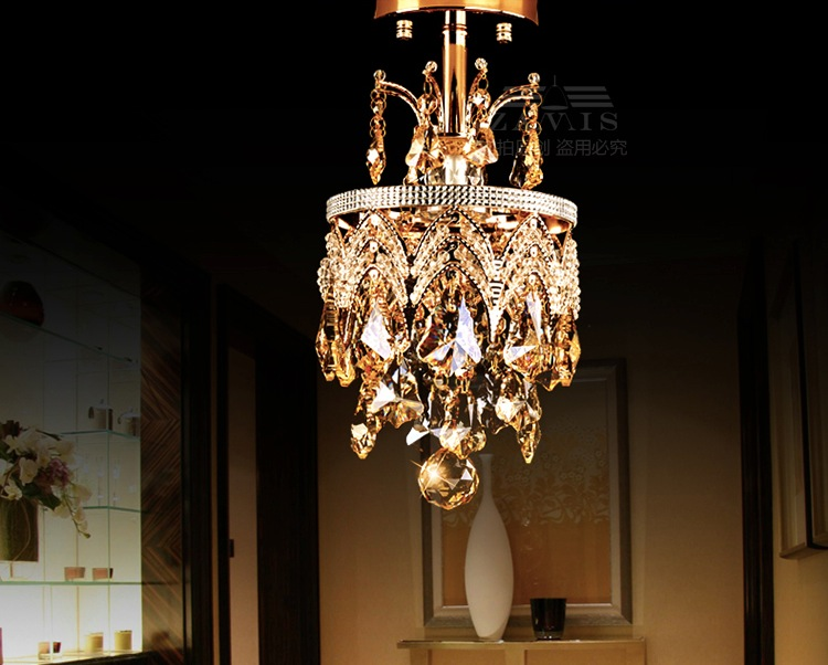 ФОТО Modern LED Crystal Pendant Lamp Ceiling Lamp Chandelier Dining 1L and 3L Design Room Lighting Free Shipping 100% Guaranteed