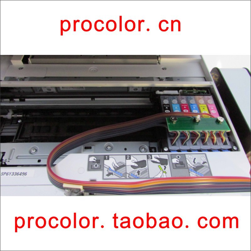 все цены на PROCOLOR newest 2015 hot products Japan version IC70 CISS for epson EP-776A/EP-805A/EP-805AR/EP-805AW,newest combo ARC chip онлайн