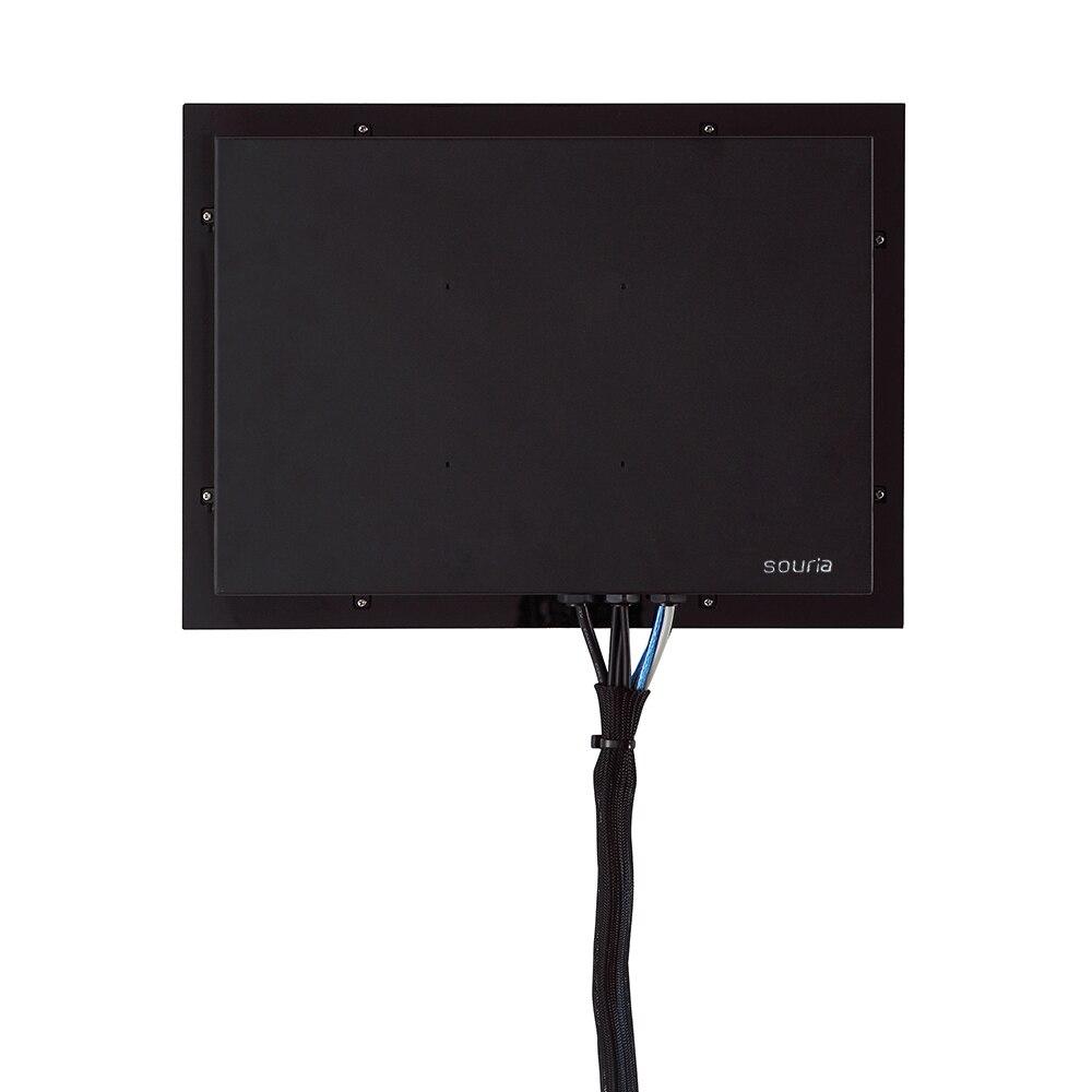 Souria 21,5 Дюймов черный (белый) цвет водостойкий ванная комната Full HD 1080 Smart светодио дный LED ТВ водостойкий душ