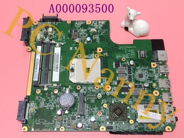 FOR Toshiba Satellite L745D Laptop Motherboard FS1 A000093500 DA0TE8MB6E0