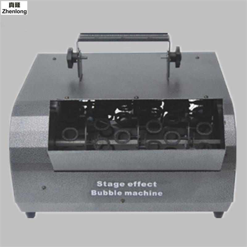 Nouveau Type de rouleau de puissance élevée de Machine de bulle de DMX de mariage Machine de boursouflure pour les lumières d'étape d'exposition de barre de KTV 100 W AC 110 V/220 V LED de noël