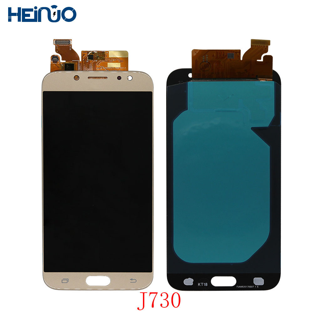 5.5 Super AMOLED LCD For SAMSUNG Galaxy J7 Pro 2017 J730 J730F LCD Display TouchScreen Panel Pantalla Digitizer Assembly Parts5.5 Super AMOLED LCD For SAMSUNG Galaxy J7 Pro 2017 J730 J730F LCD Display TouchScreen Panel Pantalla Digitizer Assembly Parts