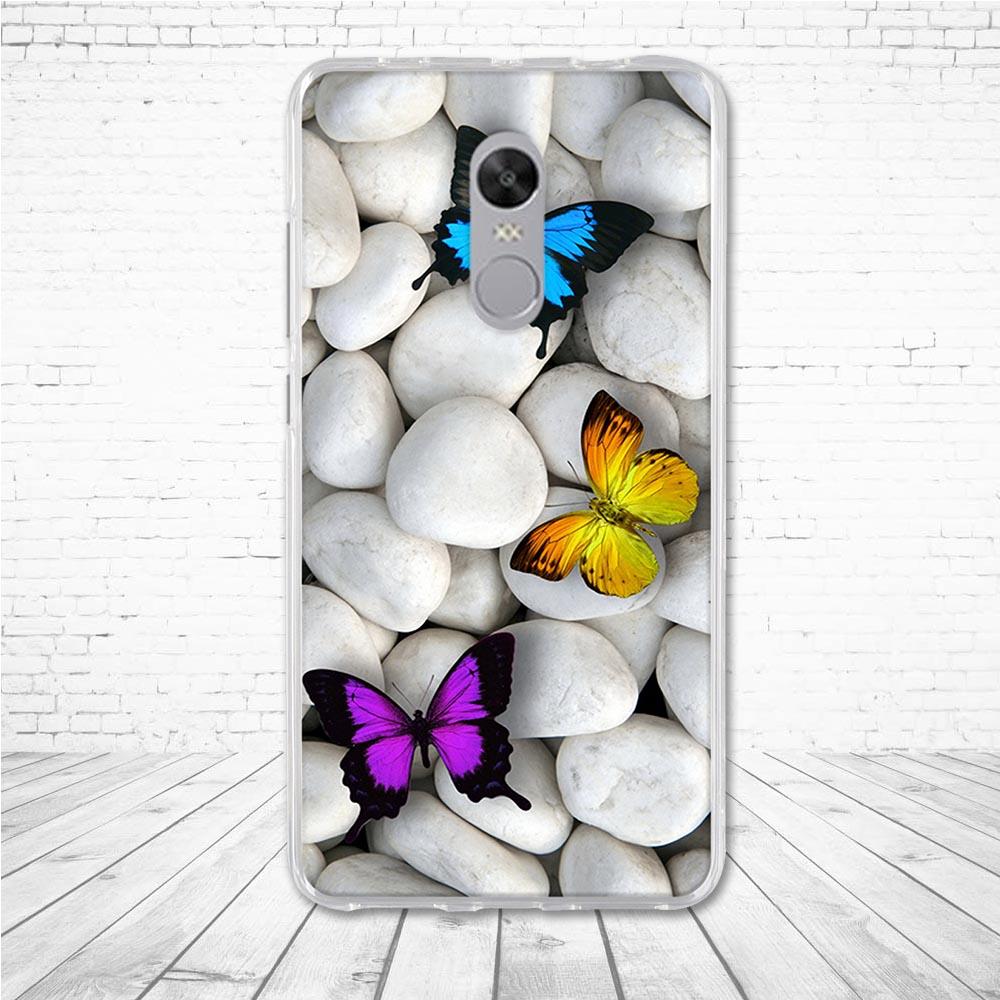 Väska till Xiaomi Redmi Note 4X Väska Mjukt TPU-bakre telefonskydd - Reservdelar och tillbehör för mobiltelefoner - Foto 3