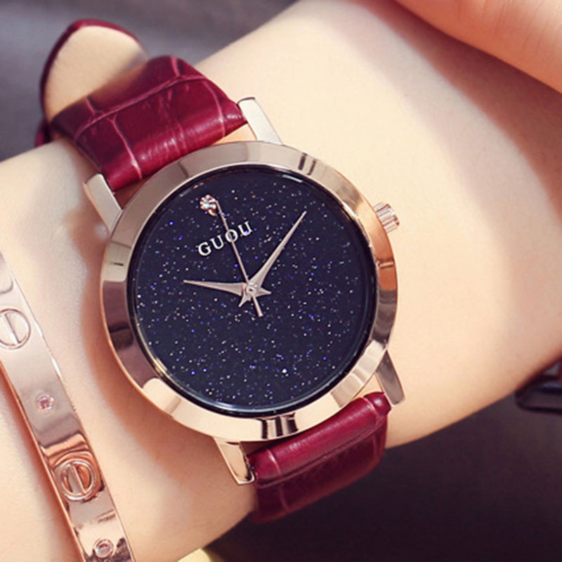 Подробнее о Ladies Fashion Quartz Watch Women Rhinestone Leather Casual Dress Women's Watch Rose Gold Crystal reloje mujer 2017 montre femme luxury ladies fashion rhinestone leather dress quartz watch women rose gold crystal dial wristwatch reloje mujer montre femme