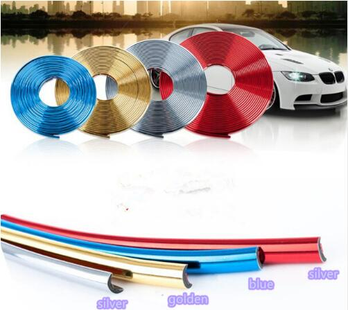 8 Meter/Roll Car Wheel Protection Sticker cover . for BMW M F15 E70 E71 E91 E92 E93 F20 F15 F13 M3 E34 X5 E53 E82 accessories