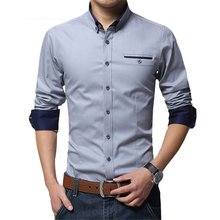 slim Casual Brand Shirt