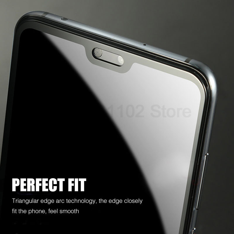 Image 2 - 9d glass for huawei honor 8x protective glass on huwei p30 lite p20 pro mate20 light honor 8a 10 20 10lite screen protector film-in Phone Screen Protectors from Cellphones & Telecommunications