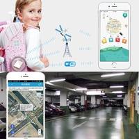 NI5L GPS Locator Vibration Alarm Tracker Mini Tracker Voice Monitor Remotely For Bike Electric Vehicle Luggage